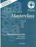 FIRST CERTIFICATE MASTERCLASS WORKBOOK RESOURCE PACK WITH KEY