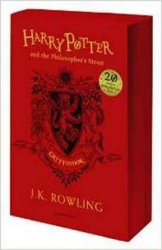 Harry Potter and the Philosopher´s Stone - Gryffindor Edition - Joanne Kathleen Rowlingová
