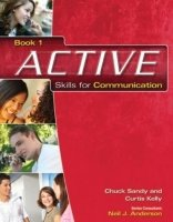 ACTIVE SKILLS FOR COMMUNICATION 1 STUDENT´S BOOK + STUDENT AUDIO CD