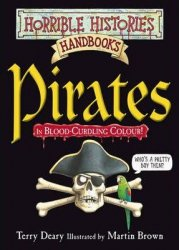 HORRIBLE HISTORIES HANDBOOKS: PIRATES