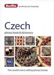 Berlitz: Czech Phrase Book & Dictionary - neuveden
