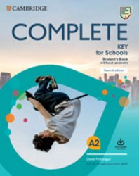 Complete Key for Schools Second edition Student´s Book without answers with Online Practice - neuveden