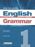 LEARN & PRACTISE ENGLISH GRAMMAR 1 TEACHER´S BOOK