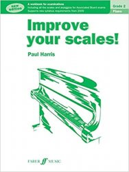 Improve your scales! G2 piano - Paul Harris