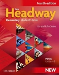 New Headway Elementary Student´s Book Part A (4th) - John Soars;John Soars;Liz Soars