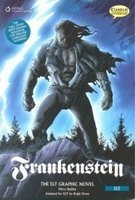 CLASSICAL COMICS READERS: FRANKENSTEIN + AUDIO CD PACK