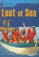 Foundations Reading Library Level 4 Reader: Lost at Sea