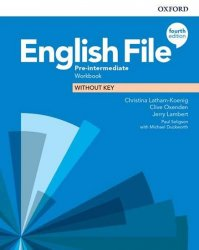 English File Pre-Intermediate Workbook without Answer Key (4th)
