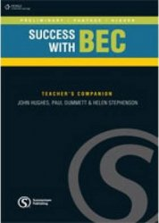 SUCCESS WITH BEC All Levels TEACHER´S COMPANION WITH AUDIO CD PACK
