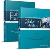 International Textbook of Diabetes Mellitus, 4th ed.