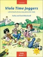 VIOLA TIME JOGGERS with AUDIO CD