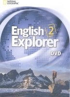 ENGLISH EXPLORER 2 VIDEO DVD