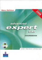 Advanced Expert CAE New Edition Course Book With Cd-rom