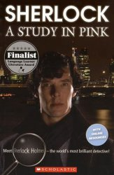 Level 4: Sherlock: A Study in Pink  (Secondary ELT Readers)