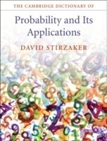 Cambridge Dictionary of Probability and its Applications