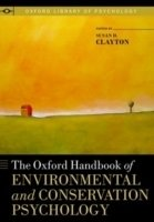 Oxford Handbook of Environmental and Conservation Psychology