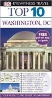 DK Eyewitness Top 10 Travel Guide: Washington DC 2014