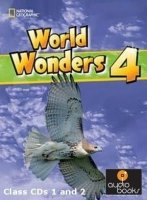 WORLD WONDERS 4 CLASS AUDIO CD