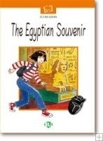 Eli Readers Lower-intermediate: the Egyptian Souvenir with Audio CD