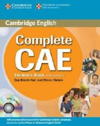 Complete CAE Student s Book with Answers with CD-ROM