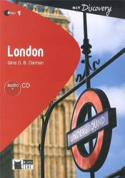Black Cat R&t Discovery Step 1: London + Audio Cd London + audio CD - CLEMEN, G.