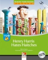 HELBLING YOUNG READERS Stage D: HENRY HARRIS HATES HAITCHES + CD-ROM PACK