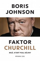 Faktor Churchill - Boris Johnson [E-kniha]