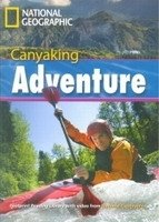 FOOTPRINT READERS LIBRARY Level 2600 - CANYAKING ADVENTURE + MultiDVD Pack