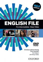 English File Pre-intermediate Class DVD (3rd)
