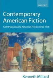 Contemporary American Fiction: an Introduction to American Fiction Science 1970