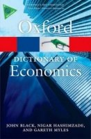 OXFORD DICTIONARY OF ECONOMICS 4th Edition (Oxford Paperback Reference)