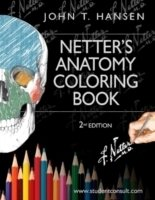 Netter's Anatomy Coloring Book 2nd Ed.