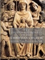 THE OXFORD DICTIONARY OF THE CHRISTIAN CHURCH 4th Revised Edition