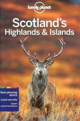 Lonely Planet Scotland's Highlands & Islands 3.