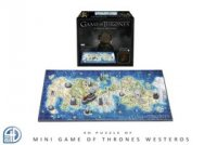 4D Hra o Trůny (Game of Thrones) Westeros MINI