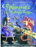 WINNIE´S MIDNIGHT DRAGON + AUDIO CD PACK