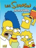 BD, Les Simpson: Incontrolable (Tome 19)