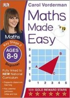 Maths Made Easy Ages 8-9 Key Stage 2 Beginner