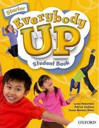 Everybody Up Starter Student´s Book - Lynne Robertson