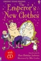USBORNE YOUNG READING LEVEL 1: THE EMPEROR´S NEW CLOTHES + AUDIO CD PACK