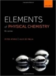 Elements Physical Chemistry 6th Ed - Peter Atkins