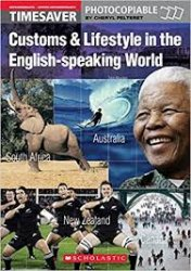 TIMESAVER: CUSTOMS AND LIFESTYLE IN THE ENGLISH-SPEAKING WORLD with AUDIO CD