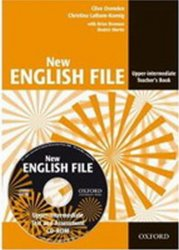 New English File Upper Intermediate Teacher´s Book + Test Resource CD-ROM - Christina Latham-Koenig;Clive Oxenden