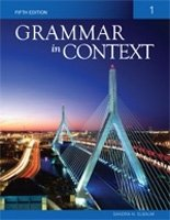 GRAMMAR IN CONTEXT 5th Edition 1 International Student Edition