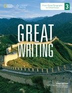 Great Writing 3 Fourth Edition From Great Paragraphs to Great Essays Book with Online Access Code