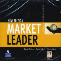 Market Leader New Edition Elementary Class CD - David Cotton