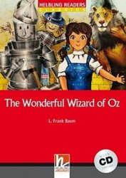 HELBLING READERS CLASSICS LEVEL 1 RED LINE - THE WONDERFUL WIZARD OF OZ + AUDIO CD PACK