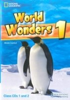 WORLD WONDERS 1 CLASS AUDIO CDs /2/