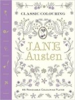 Jane Austen Colouring Book