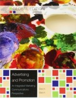 Advertising and Promotion, 10th Ed.